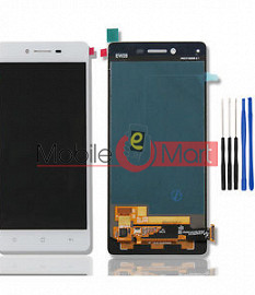 Lcd Display With Touch Screen Digitizer Panel For Oppo R7