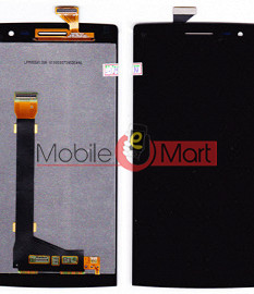 Lcd Display+Touch Screen Digitizer Panel For Oppo Find 7