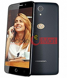 Lcd Display With Touch Screen Digitizer Panel For Videocon Q1 V500K