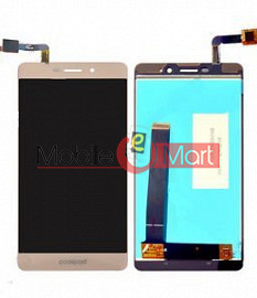 Lcd Display+Touch Screen Digitizer Panel For Coolpad Mega 2.5D