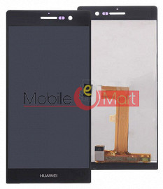 Lcd Display+Touch Screen Digitizer Panel For Huawei Ascend P7