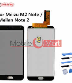Lcd Display+Touch Screen Digitizer Panel For Meizu M2 Note
