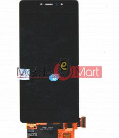 Lcd Display With Touch Screen Digitizer Panel For Lyf Water 8