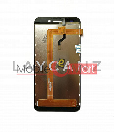 Lcd Display+Touch Screen Digitizer Panel For Lyf Wind 5