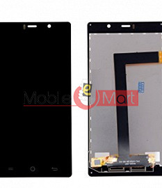 Lcd Display+Touch Screen Digitizer Panel For Lyf Water 10