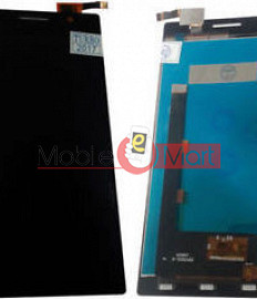 Lcd Display+Touch Screen Digitizer Panel For  Reliance Lyf Wind 4