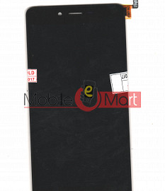Lcd Display With Touch Screen Digitizer Panel For Swipe Elite Note 4G