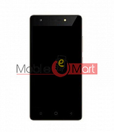 Lcd Display With Touch Screen Digitizer Panel For  Itel it1516 Plus