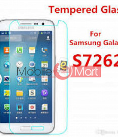 Samsung Galaxy Star Pro S7262 Tempered Glass Screen Protector Toughened Protective Film