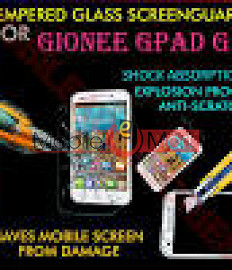 Gionee Gpad G3 Tempered Glass Scratch Gaurd Screen Protector Toughened Protective Film