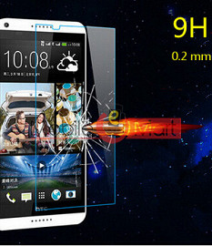 Htc Desire D816 Tempered Glass Scratch Gaurd Screen Protector Toughened Film
