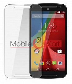 Motorola Moto E Tempered Glass Scratch Gaurd Screen Protector Toughened Protective Film