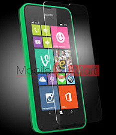 Nokia Lumia 530 Tempered Glass Scratch Gaurd Screen Protector Toughened Protective Film