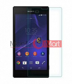 Sony Xperia T3 Tempered Glass Scratch Gaurd Screen Protector Toughened Film