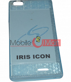 Fancy Mobile Back Cover For Lava Iris Icon