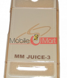 Fancy Mobile Back Cover For Micromax Juice-3