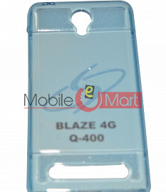 Fancy Mobile Back Cover For Blaze 4G Q-400
