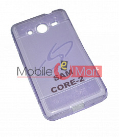 Fancy Mobile Back Cover For Samsung Core-2
