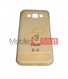 Fancy Mobile Back Cover For Samsung E5