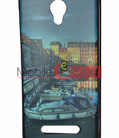 Fancy Mobile Back Cover For Micromax Q-370