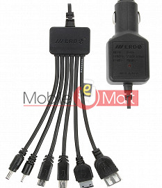 Mobile Charger ( 6 in 1 )