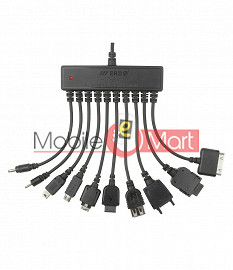 Mobile Charger ( 10 in 1 )