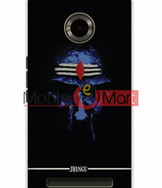Fancy 3D Niravana Baba Mobile Cover For Micromax Yuphoria