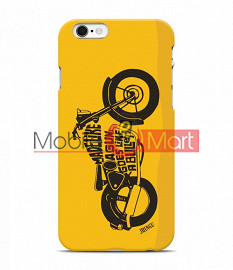 Fancy 3D Royal Enfield Mobile Cover For Apple Iphone 6 Plus