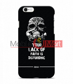 Fancy 3D Darth Vader Mobile Cover For Apple IPhone 6