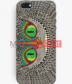 Fancy 3D Funky Billa Mobile Cover For Apple IPhone 5C