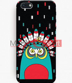 Fancy 3D African Owl Mobile Cover For Apple IPhone 5C