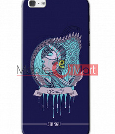 Fancy 3D Warrior Princess Mobile Cover For Apple IPhone 5 & IPhone 5s