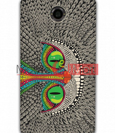 Fancy 3D Funky Billa Mobile Cover For Google Nexus 6