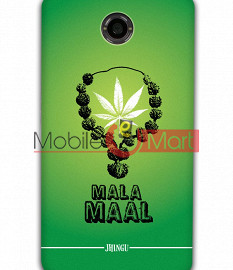 Fancy 3D Malamaal Mobile Cover For Google Nexus 6