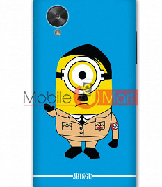 Fancy 3D Heilminion Mobile Cover For Google Nexus 5