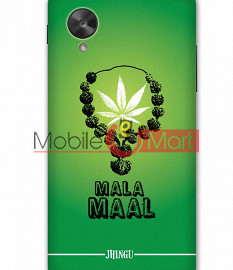 Fancy 3D Malamaal Mobile Cover For Google Nexus 5