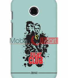 Fancy 3D Fight Club Mobile Cover For Motorola Moto E