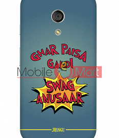 Fancy 3D Swag Anusaar Mobile Cover For Motorola Moto G