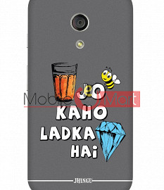 Fancy 3D Ladka Heera Hai Mobile Cover For Motorola Moto G