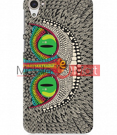 Fancy 3D Funky Billa Mobile Cover For HTC Desire 826