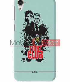 Fancy 3D Fight Club Mobile Cover For HTC Desire 826