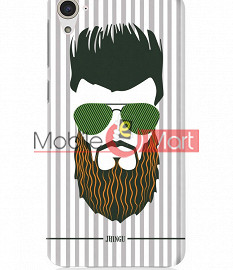 Fancy 3D Hipster Mobile Cover For HTC Desire 826