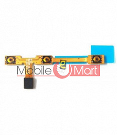 Power On Off Volume Button Key Flex Cable For Vivo V5