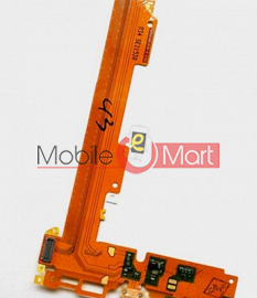 Charging Connector Port Flex Cable For Vivo Y31