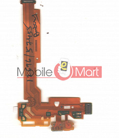Charging Connector Port Flex Cable For Vivo Y15