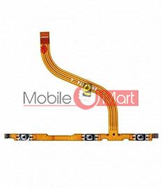 Power On Off Volume Button Key Flex Cable For Motorola Moto X Play