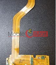 Charging Connector Port Flex Cable For LAVA IRIS FUEL F1 PLUS