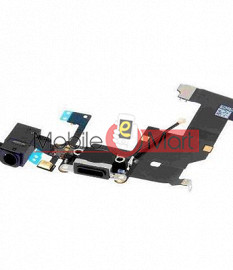 Charging Connector Port Flex Cable For Apple iPhone 5s