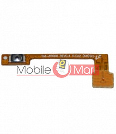 Power On Off Volume Button Key Flex Cable For Samsung Galaxy A5