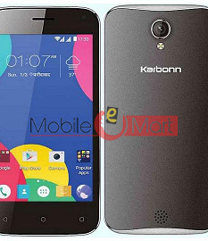 Lcd Display Screen For Karbonn A91 Storm